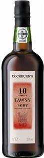 Cockburn Porto 10 Year Old Tawny 2010 500ml